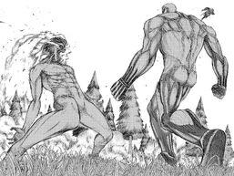 Eren steps up