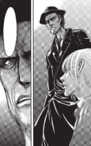 Historia and her mother's murderer