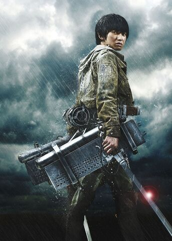 File:Attack on Titans Textless Poster 13.jpg