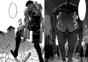 Who Is The Beast Titan