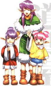 Characterbook irma rin ran