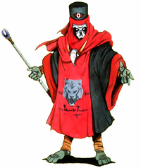 SF Dark Priest