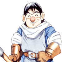 Luke (Shining Force) image
