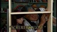 Schemer's Alone