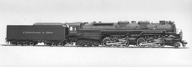 File:Chesapeake and Ohio H-8 2-6-6-6 locomotive.jpg