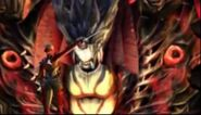Hibana vs akujiki hellspawn