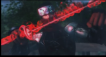 Akujiki's wrath