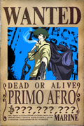 Primo's Wanted Poster