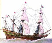Racing-ship
