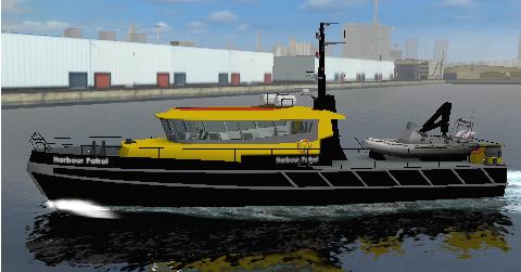 Harbour patrol