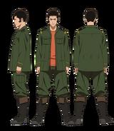 Okui Masaru-left-front-back