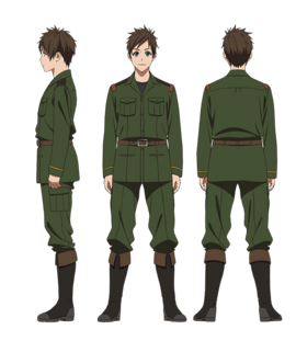 Yamanami Tsubasa-left-front-back