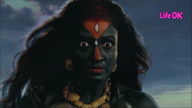File:Kali, Goddess of Destruction.png