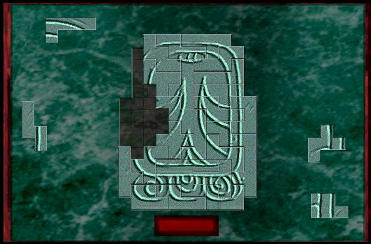 File:Pentominoes Door Puzzle Almost Complete.jpg