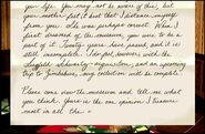 Letter to Geoffrey Part 2