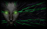 System Shock 2 Steam Background SHODAN