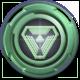 System Shock 2 Badge Foil