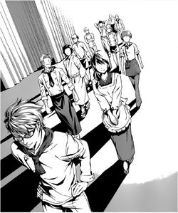 Totsuki Alumni 10