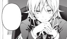Erina awaits Ikumi's results