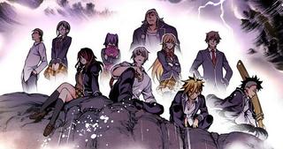 Elite Ten Council on a rock