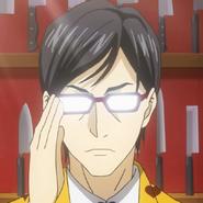 Hisanao Kageura mugshot (anime)