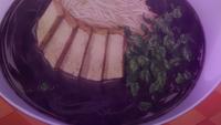 Jet Black Curry Laksa (anime)
