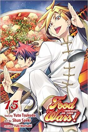 Food Wars Volume 15