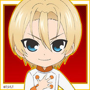 BD DVD Takumi Twitter icon