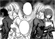 Alice intimidates Erina