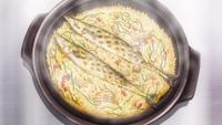 Oja-Style Pacific Saury Takikomi Gohan (anime)
