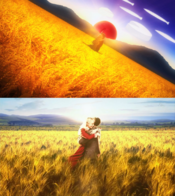 Shokugeki no Soma & Massan Comparison