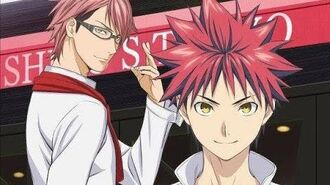 Shokugeki no Soma (Food Wars) - Soma's Stagiaire (Final Day)