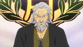 Senzaemon Nakiri (anime)