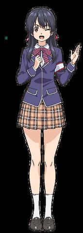 Файл:Urara Kawashima full appearance.png