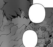 Ibusaki sulks in his room