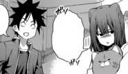 Momo and Bucchi are annoyed by Sōma