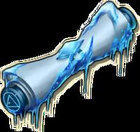 Spells Freezing Scroll