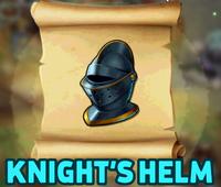Helmets KnightsHelmBlueprint