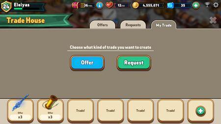 TradeHouseMyTrade