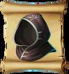 Hats Thief's Hood Blueprint