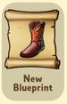 ItemBlueprintUnlockedRider's Boots