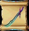 Swords Twilight Scimitar Blueprint