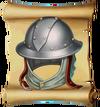 Helmets Iron Cap Blueprint