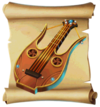 Music Golden String Blueprint