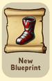 ItemBlueprintUnlockedRed Boots