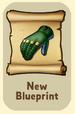 ItemBlueprintUnlockedPadded Gloves