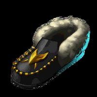 Footwear Fur Loafers