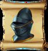 Helmets Knight's Helm Blueprint