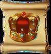 Hats Golden Crown Blueprint