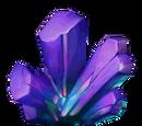 Frostfire Crystal